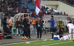"""3 """"chiêu lạ"""" của thầy Park trong ngày U23 Việt Nam nghẹt thở vượt qua Indonesia"""