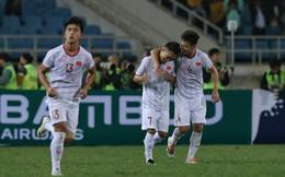 """U23 Việt Nam 1-0 U23 Indonesia: Triệu Việt Hưng ghi """"bàn thắng vàng"""" cho U23 Việt Nam"""