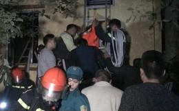 Hà Nội: Cháy cửa hàng giày dép 5 người thoát nạn, cụ ông 72 tuổi mắc kẹt tử vong