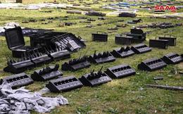 Quân đội Syria tiếp tục thu hoạch số lượng lớn vũ khí trang bị có nguồn gốc phương Tây