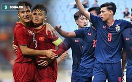 """U23 Thái Lan sẽ phải trả giá đắt nếu quyết """"chơi tất tay"""" với U23 Việt Nam?"""