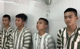 Băng nhóm cướp giật tuổi teen sa lưới trinh sát khi đang 'ăn hàng' ở Sài Gòn