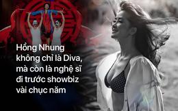 Hồng Nhung: Vẻ nóng bỏng ở tuổi 50 và nỗi đau của diva dám đi trước showbiz vài chục năm