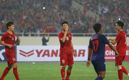 """U23 Việt Nam 4-0 U23 Thái Lan: Thanh Sơn dứt điểm tinh tế """"nhấn chìm"""" Thái Lan"""