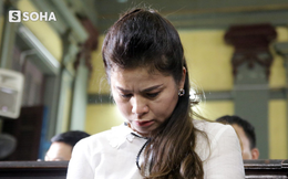 Bất mãn với phán quyết của toà, bà Lê Hoàng Diệp Thảo: Đừng có phỏng vấn nữa, đây là một bản án đau lòng!