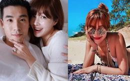 Thiên kim tiểu thư giàu nhất Đài Loan: U50 vẫn nóng bỏng, lấy chồng đẹp trai kém 11 tuổi