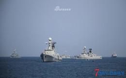Choáng ngợp trước uy lực dàn chiến hạm nội địa của Hải quân Myanmar