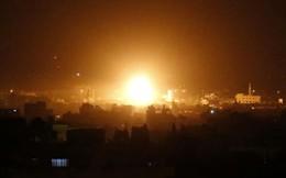 Sau 5 năm, Israel lại tung xe tăng Merkava trở lại Gaza hòng đè bẹp Hamas