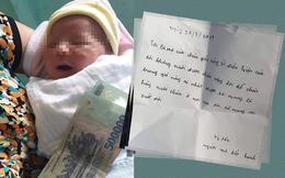 Bé sơ sinh bị bỏ rơi, bức thư cùng vật dụng người mẹ trẻ để lại khiến tất cả xót xa