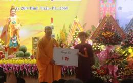 Giám đốc công ty Ba Vàng Quảng Nam trùng cả họ và tên với anh trai Đại đức Thích Trúc Thái Minh