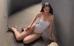 """""""Miss Earth"""" Phương Khánh khoe thân hình bốc lửa, đẹp từng centimet"""
