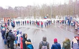 Biểu tình rầm rộ đuổi dự án vốn TQ khỏi hồ Baikal, dân Nga nức lòng sau phán quyết của tòa