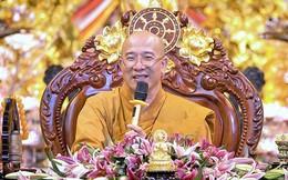 Trụ trì chùa Ba Vàng Thích Trúc Thái Minh: 'Các cụ có quyết định rồi, mình thực hiện thôi'