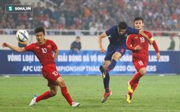 """Sau muôn vàn chỉ trích, fan Việt - Thái cũng """"nhẹ tay"""" với cầu thủ đánh nguội Đình Trọng"""