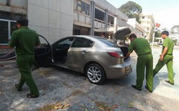 Vụ Giám đốc công ty bị đâm chết trên ô tô: Nghi vợ ngoại tình nên gây án
