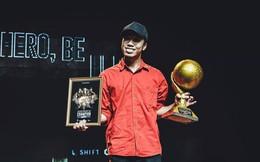 Quán quân Beatbox Châu Á 2018: Beatbox là vượt qua rào cản bắt buộc để tạo ra sản phẩm của riêng mình