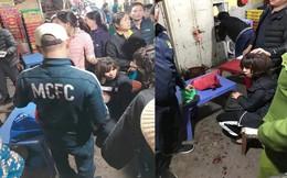 Bắt gã đàn ông nổ súng cướp tiền của tiểu thương chợ Long Biên