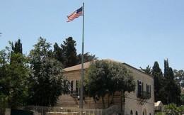 Mỹ đóng cửa Tổng lãnh sự quán ở Jerusalem