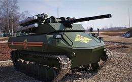 Robot bay và xe tăng sẽ là nòng cốt của quân đội Nga tương lai