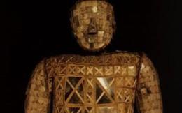 """Giải mã bộ giáp vàng """"giúp cơ thể người chết không thối rữa"""": Điều kỳ diệu nằm ở đâu?"""