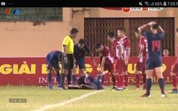 Sau pha xấu chơi của Supachai, cầu thủ Việt Nam có khoảnh khắc đẹp trước U19 Thái Lan