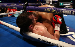 """""""Học"""" Mike Tyson, Ali nước Anh muối mặt vì hành vi cắn đối thủ"""