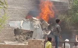 """Máy bay """"hàng Nga"""" gặp họa liên tiếp tại Ấn Độ: Tin xấu vừa xảy đến với MiG-27"""