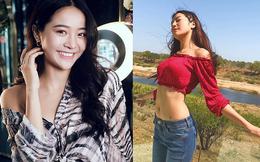 """Người mẫu Karen Nguyễn tuyên bố trước mặt Hương Giang về chuyện giật bồ: """"Tôi thích là tôi giật"""""""