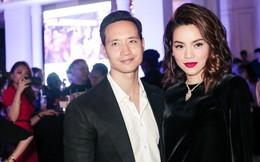 Hồ Ngọc Hà mặc váy ngắn khoe chân dài, sánh đôi cùng Kim Lý tại sự kiện