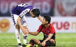 AFC nhầm lẫn khó tin, trung vệ Duy Mạnh mất giải thưởng ở đấu trường châu lục