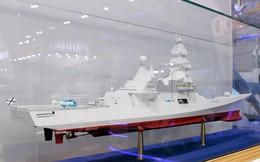 Nga sẽ đóng tàu khu trục hạt nhân mới