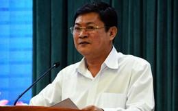 Phó chủ tịch UBND TP HCM Huỳnh Cách Mạng đang bị bệnh