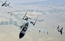 Tiêm kích Su-30MKI Ấn Độ rất mạnh: Kẻ nào dám thách thức?