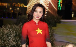 """Mai Thu Huyền thành """"nàng thơ"""" của NTK Đỗ Trịnh Hoài Nam"""