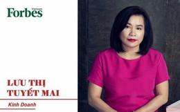 Bà chủ tiệm tạp hóa gây dựng nên công ty phân phối hàng đầu Việt Nam, 2 lần được Forbes bình chọn 50 người phụ nữ ảnh hưởng nhất Việt Nam