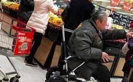Bất ngờ trước cảnh tượng già nua, tiều tụy của ngôi sao võ thuật Hồng Kim Bảo