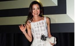 'Đả nữ huyền thoại' châu Á khoe mặt đẹp dáng xinh dù sắp chạm ngưỡng 60 tuổi