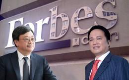 Forbes công bố danh sách tỷ phú USD chính thức, Việt Nam có 5 người