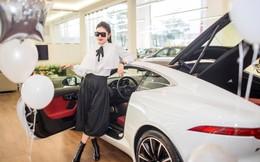 Đánh dấu tuổi 24, Á hậu Huyền My mua xe sang gần 7 tỷ