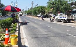 Tranh thủ đi mua nước uống trong giờ nghỉ trưa, người đàn ông bị xe ben tông tử vong