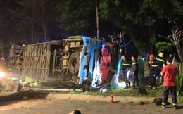 Hai xe lao vào nhau giữa ngã tư, hàng chục hành khách hoảng loạn kêu cứu