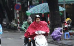 Thời tiết hôm nay: Miền Bắc đón không khí lạnh, trời chuyển mưa rét
