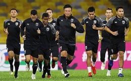 Tuyển Thái Lan chưa dự China Cup đã rối bời