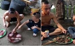 """Anh em Tam Mao TV bị nghi """"thịt chim quý"""" rồi quay clip: Không còn chứng cứ vẫn có thể xử phạt"""