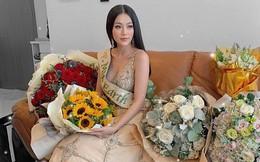 """Hoa hậu Phương Khánh: """"Tôi bị sốc nặng, ngủ dậy là khóc, tóc rụng rất nhiều vì stress"""""""