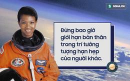 """Google vinh danh nữ phi hành gia Mỹ: Người xác lập 2 """"kỷ lục đầu tiên"""" trên thế giới"""