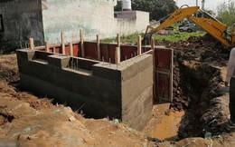 Ấn Độ xây hàng ngàn hầm ngầm tránh bom dọc biên giới với Pakistan