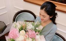 Lần đầu bị hỏi về chuyện lấy chồng đại gia hơn 16 tuổi, câu trả lời của Á hậu Thanh Tú khiến nhiều người bất ngờ
