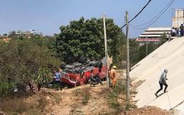 Tài xế xe khách rơi xuống vực khiến nhiều người nước ngoài nhập viện ở Phan Thiết đã tử vong