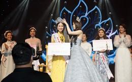Giọng ca xứ Thanh - Tuyết Nga đăng quang Hoa hậu Áo dài Việt Nam 2019